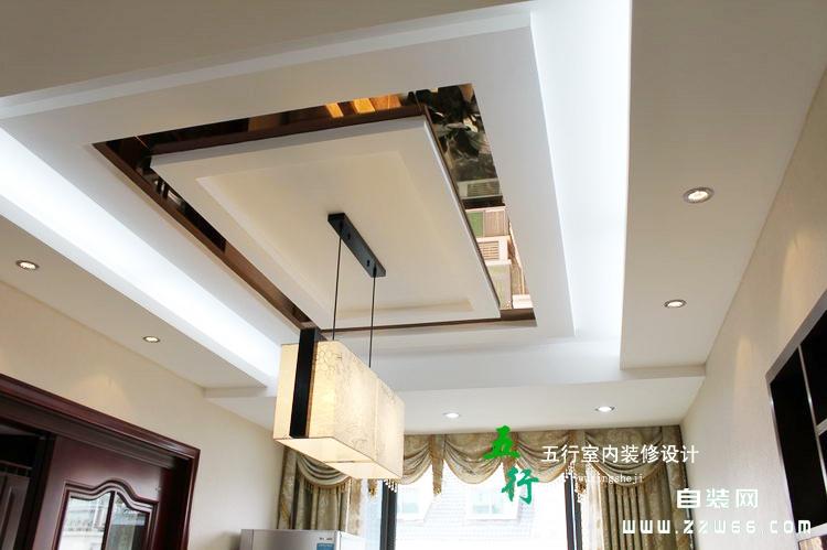 家居造型吊顶【海西蒙古族藏族自装网】装修效果图